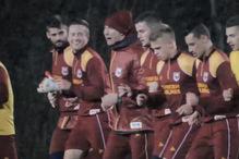 Fudbaleri Sarajeva odradili večernji trening u Antaliji