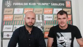 Zvanično: Danijel Stojanović potpisao za Olimpik