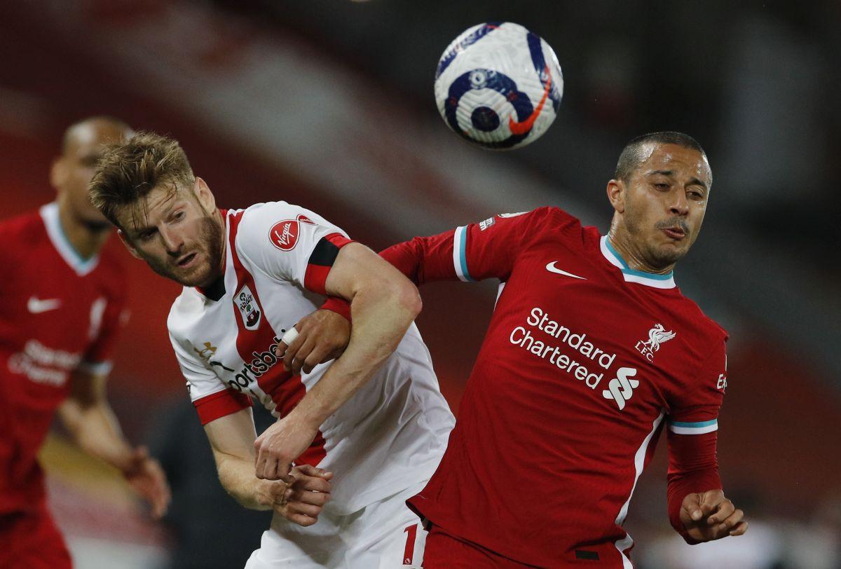 Mane i Thiago ostavili Liverpool u utrci za Ligu prvaka