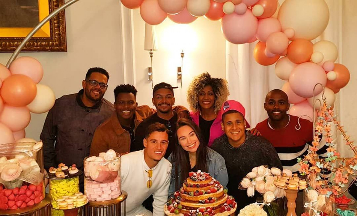 Coutinhova supruga proslavila rođendan, a na zabavi bio samo jedan igrač Barcelone