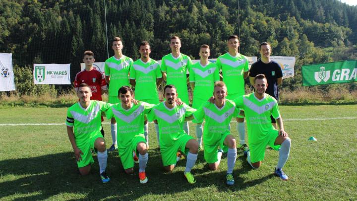 Kako se 'probudio' NK Vareš: Ljudi u klubu vole svoj grad i klub