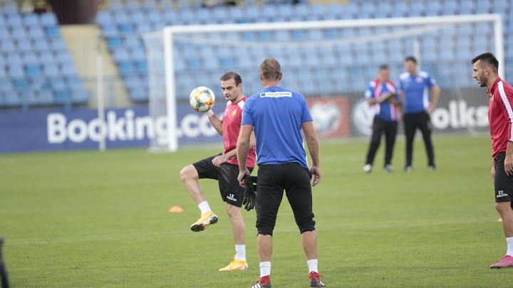 Armenci fantastičnim golom sa treninga upozorili Zmajeve!