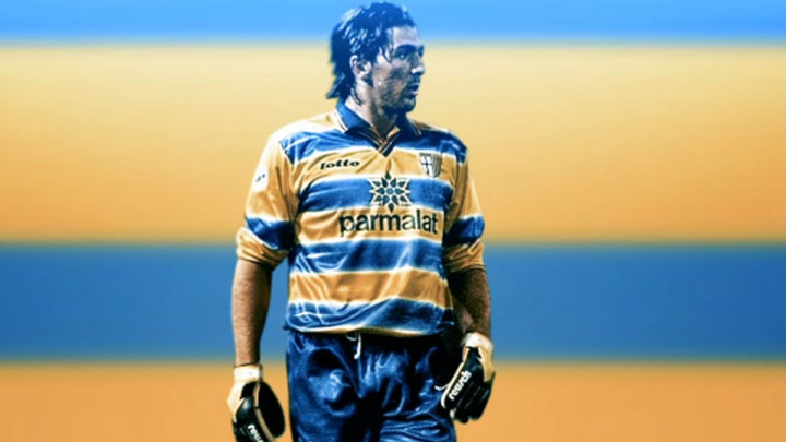 Gigi Buffon kroz godine i dresove
