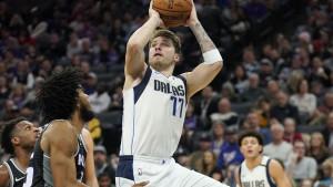 Dončić vodio Dallas do pobjede protiv Oklahome, sve je bilo u znaku Kobeja Bryanta