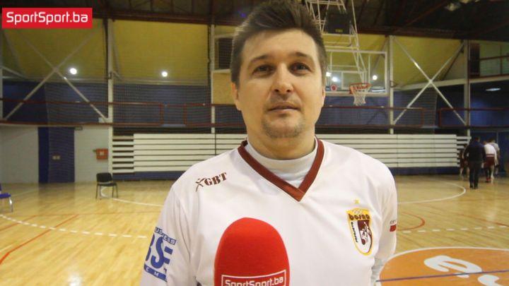 Vasiljević: Utakmici sa Vogošćom smo pristupili ozbiljno