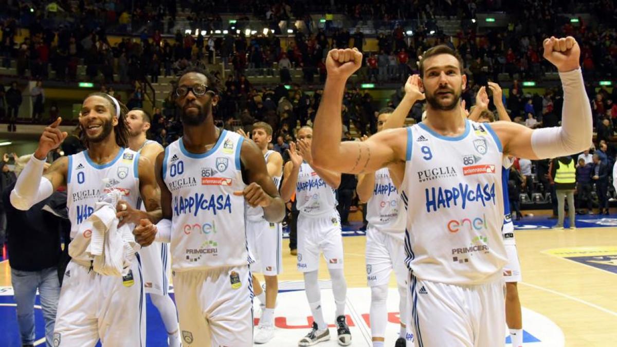 Brindisi preko Sassarija u polufinalu Kupa Italije