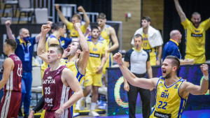 Zmajevi će se načekati dok zaigraju na Eurobasketu