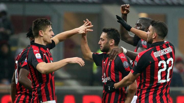 Nakon očajnog prvog, Milan u drugom poluvremenu razbio Empoli