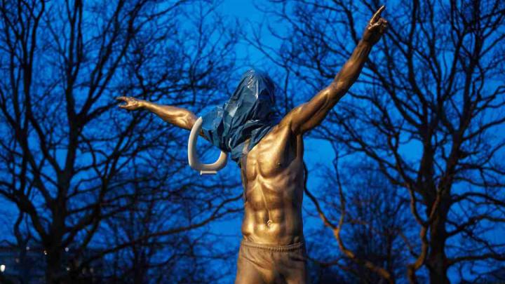 Navijači Malmöa imaju rješenje za Zlatanov spomenik
