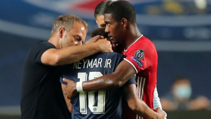 Alaba objasnio zašto je prvi tješio Neymara nakon finala