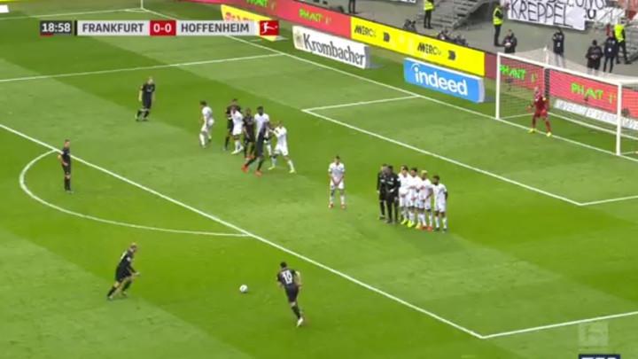 Kostić i Rebić ovo nisu planirali, ali je ispalo fantastično za Eintracht