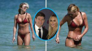 Perverzni paparazzo nije imao milosti za suprugu Stevena Gerrada