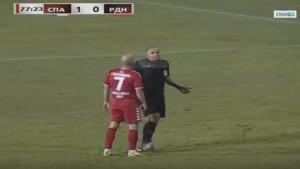 Iz Srbije nam za kraj stiže najsmješniji penal ove sezone