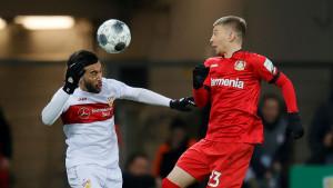 """Nespretni golman Stuttgarta i Alario poslali """"Apotekare"""" u četvrtfinale DFB Kupa"""