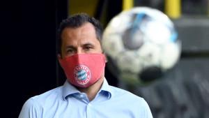 Salihamidžić ponosan što su igrači Bayerna osvojili titulu prvaka Njemačke