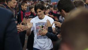 """Emotivan oproštaj Ziljkića od FK Borac: """"Neću reći zbogom jer svi znamo da ću se vratiti"""""""
