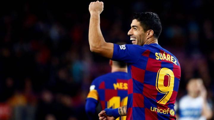 Suarez o Barceloninoj želji: On ima spektakularne pokrete