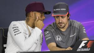 Hamilton: Alonso je jedan od najboljih s kojima sam se takmičio