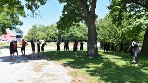 Šta Halilović i društvo rade u banjalučkom parku?