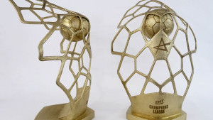 EHF predstavio novi trofej Lige prvaka