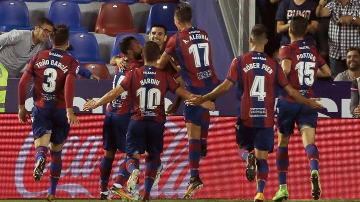 Villarreal i Celta kiksali, Levante još bez poraza