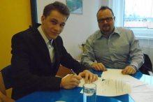 Amir Mašić potpisao trogodišnji ugovor sa FC Jihlava