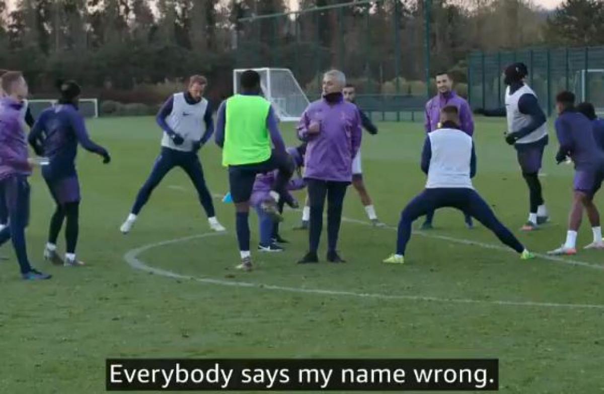 """Mourinho objasnio svima kako se njegovo ime izgovara: """"Mrzim kada tako griješe"""""""