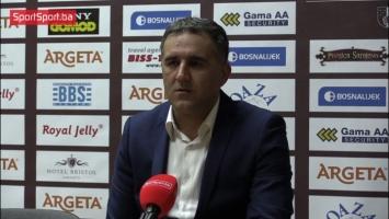 Bajić: Bosnu nisam gledao ove sezone, mi želimo trofej