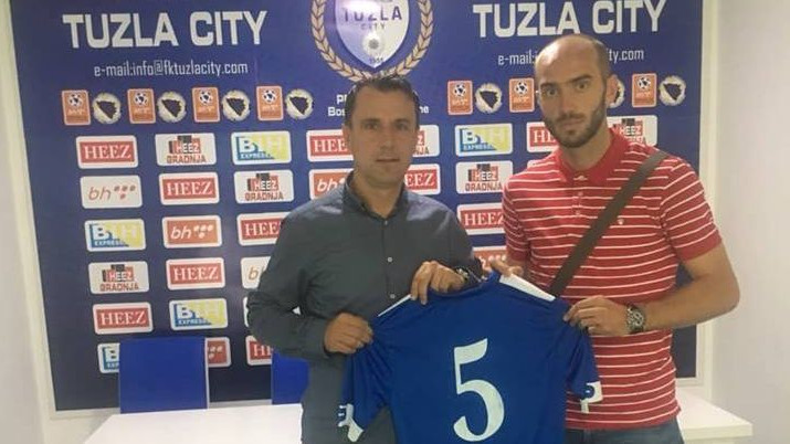 Denis Čomor potpisao za Tuzla City