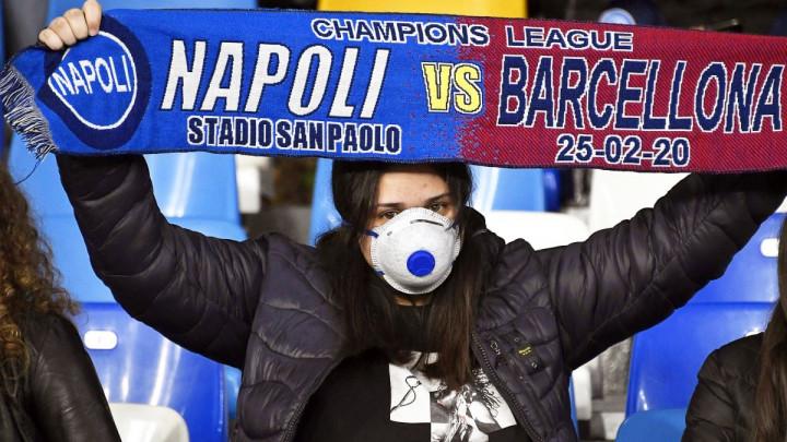 Utakmice Barcelona - Napoli, Sevilla - Roma i Getafe - Inter se neće igrati?