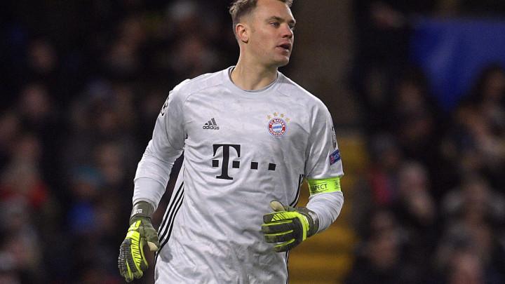 Neuer: Napravili smo korak ka ostvarenju cilja