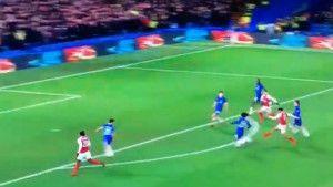 Pokušaj igrača Arsenala ismijava čitav svijet