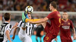 Dosadan meč Rome i Juventusa: Stara dama ponovo šampion Italije!