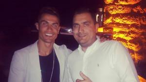 """Cristiano Ronaldo uživa u Dubrovniku: """"Hvala partneru Džeki i hvala bratu Pjaniću"""""""