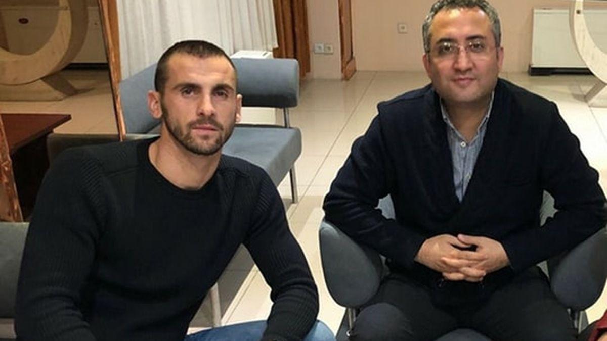 Ponovo u inostranstvu: Sulejman Krpić ima novi klub