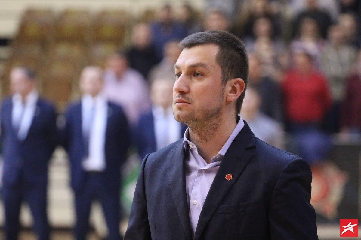 Josip Pandža: Tuzla je košarkaški grad, očekujem veliku euforiju