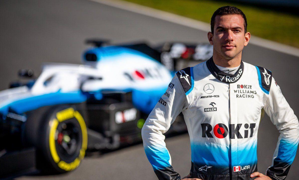 Nicholas Latifi od naredne sezone u bolidu Williamsa