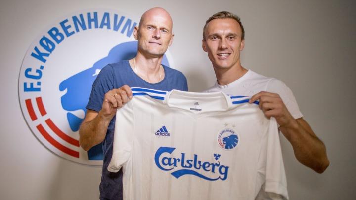 Fudbaler bh. porijekla potpisao za Kopenhagen
