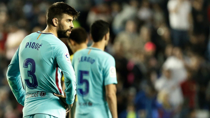 Levante je bio koban: Ništa od sezone bez poraza za Barcelonu!