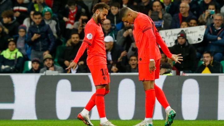 PSG razbio St. Etienne, Mbappe postigao dva gola, Neymar promašio penal