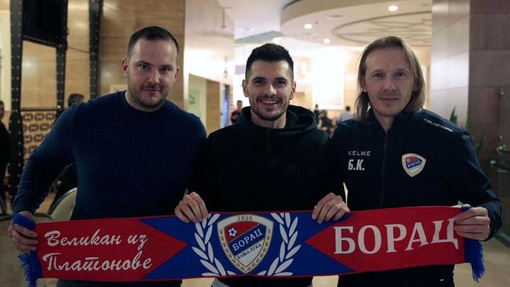 """Zakarić objasnio zašto je izabrao Borac: """"Iz nekih privatnih razloga sam odlučio ostati u BiH"""""""