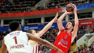 CSKA osigurala prvo mjesto, važne pobjede za Khimki i Baskoniju