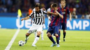 Pirlo: Juventus i Manchester City su bolji od Barcelone