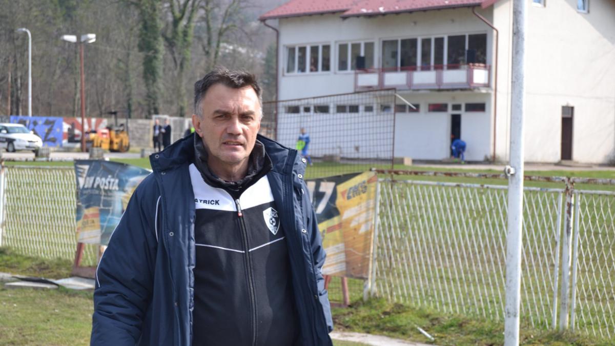 Ratko Ninković više nije trener Sloge