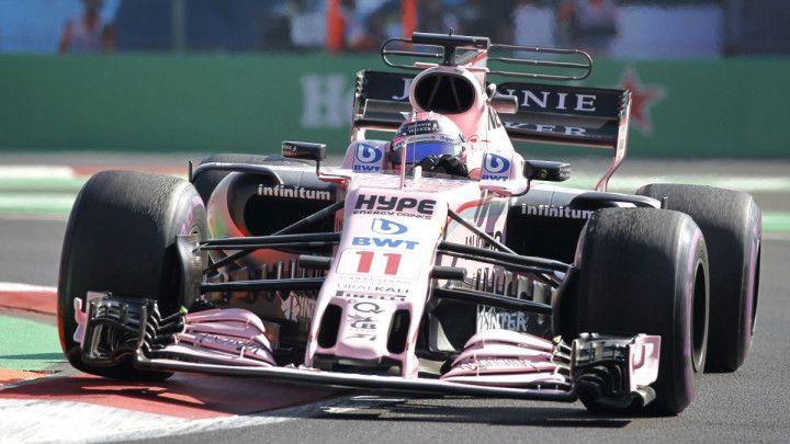 Force India ipak mijenja ime pred novu sezonu