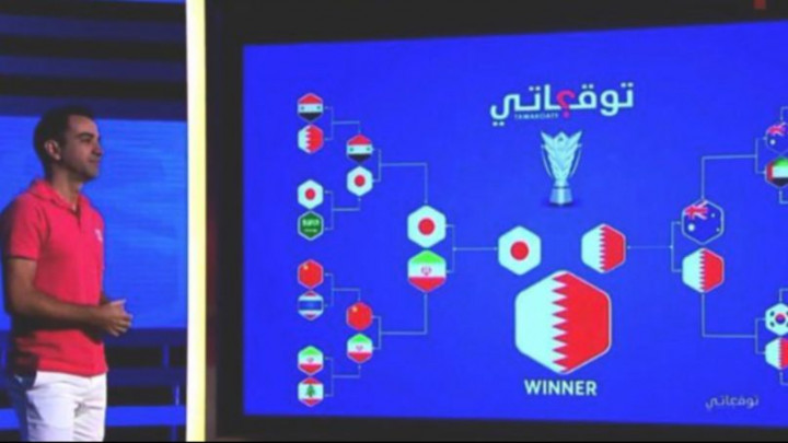 Bio bi odličan kladioničar: Xavi pogodio pobjednika Kupa Azije, ali i gotovo cijelu završnicu