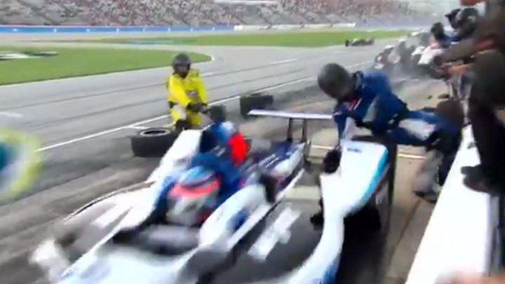 Bivši vozač F1 umalo usmrtio člana svog tima