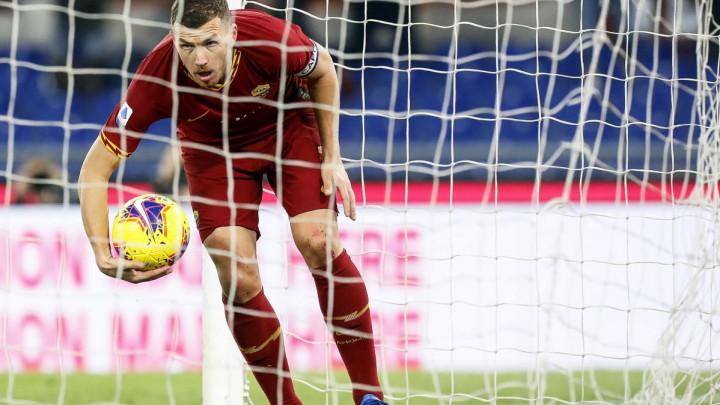Inter ponovo želi Edina Džeku: Roma odredila cijenu za Dijamanta