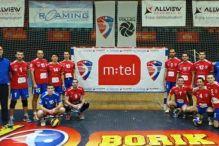 OK Borac četvrti na turniru u Zagrebu