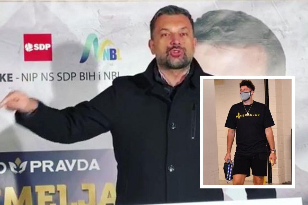 """Konakovićev """"revanš"""" Nurkiću: """"Hajde ti sad mangupe, da pokažes svima nama da griješimo..."""""""